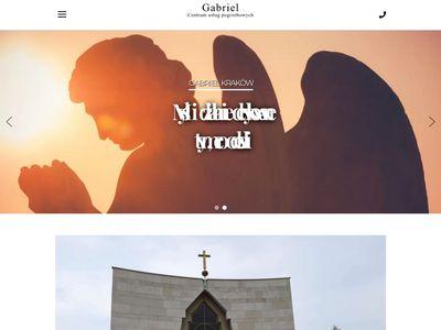 Gabriel - usługi pogrzebowe Kraków