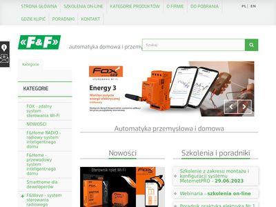 Fif.com.pl system inteligentnego domu