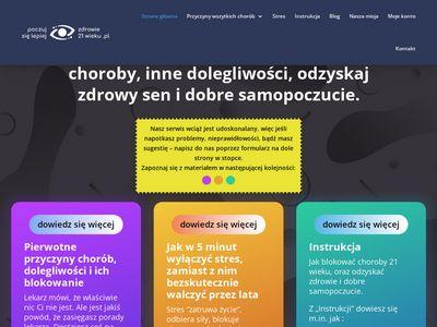 Zdrowie21wieku.pl