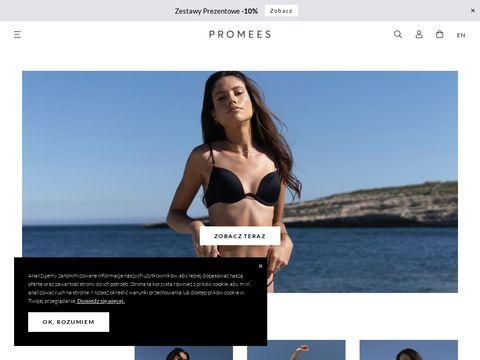 Promees.pl - stanik z paskami
