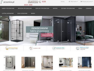 Prysznice.pl - sklep