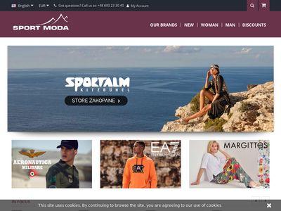 Sportmoda.pl odzież narciarska