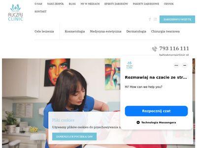 Ruczajclinic.pl klinika medycyny estetycznej
