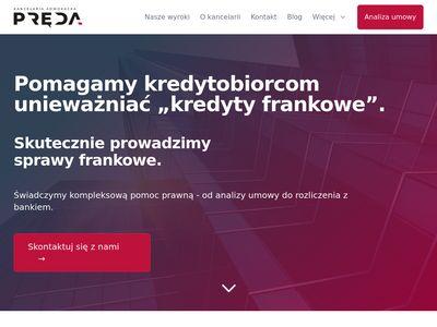Sprawychf.pl - kredyt frankowy