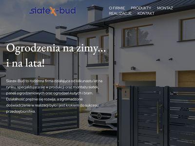 Siatexbud.pl ogrodzenia Krosno Odrzańskie