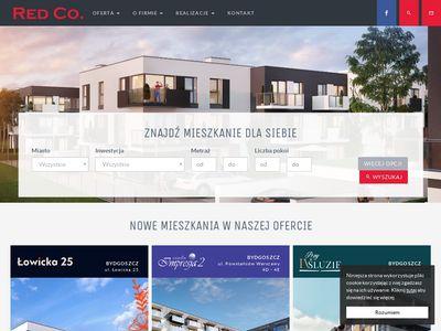 Red-co.net mieszkania na sprzedaż