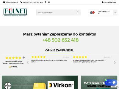 Rolnet.pl sklep rolniczy