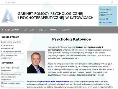 Psycholog-psychoterapia.slask.pl Katowice