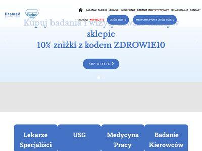 Pramed.pl przychodnia Szczecin