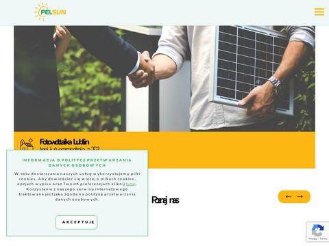 PelSun - panele fotowoltaiczne
