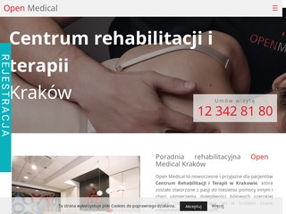 OpenMedical centrum rehabilitacyjne