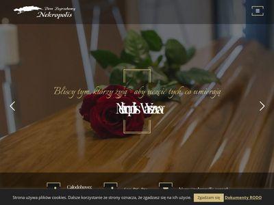 Nekropolis zakład pogrzebowy - Warszawa