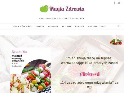 MagiaZdrowia.com.pl - odchudzanie