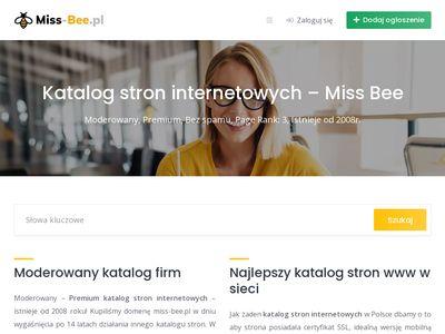 Miss-bee.pl - katalog stron