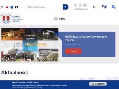 Mlawa.pl serwis informacyjny