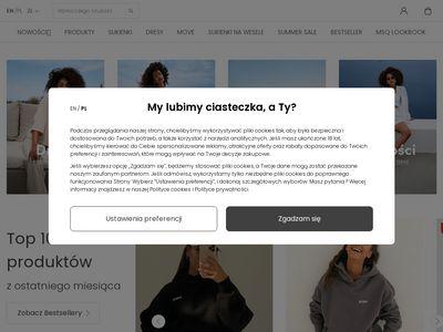 Mosquito-sklep.pl modne sukienki