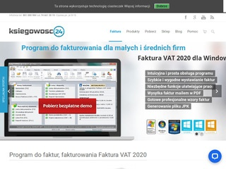 Ksiegowosc24.pl program do faktur
