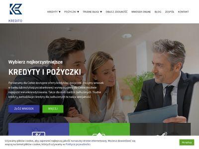 Kredito.com.pl pomożemy ci wyjść z zadłużenia