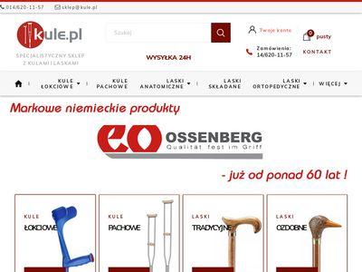 Kule.pl rehabilitacyjne