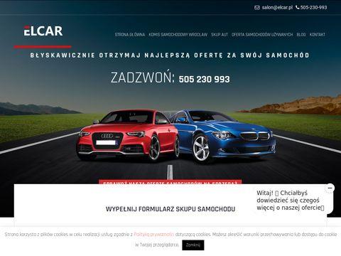 Elcar - komis samochodowy, skup aut