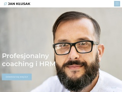 Janklusak.pl coach biznesu
