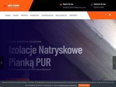 Izolacjapianka.com.pl - ocieplanie domu Puck