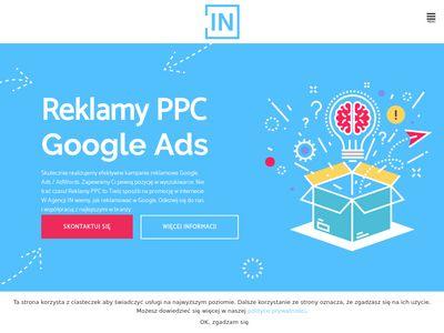 Inpozycjonowanie - marketing internetowy