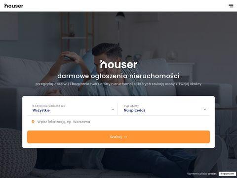 Houser.pl nieruchomości online