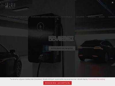 Evb24.pl stacje ładowania pojazdów elektrycznych