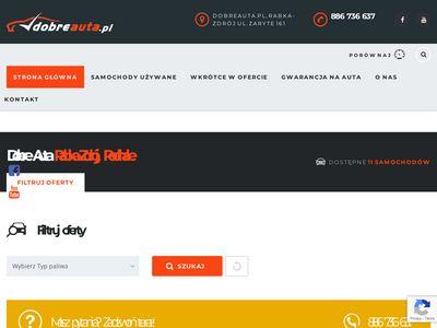 Dobreauta.pl Rabka-Zdrój