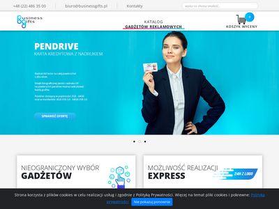 Businessgifts.pl producent gadżetów reklamowych