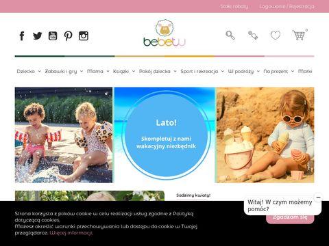 Bebetu.pl - zabawki dla dzieci
