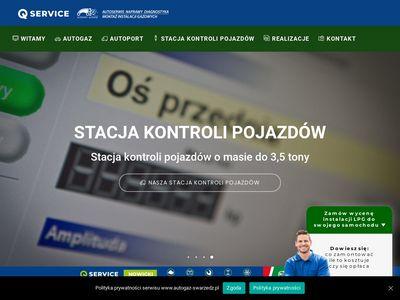 Autoport - Autogaz instalacje gazowe Poznań