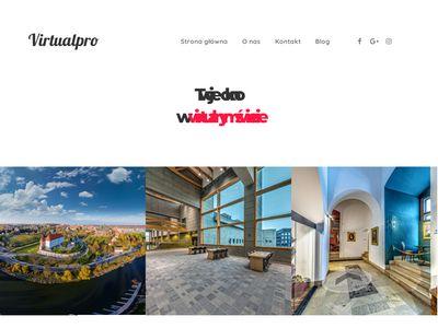 1616.pl spacery wirtualne - fotograf