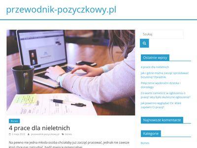 Przewodnik-pozyczkowy.pl - porady finansowe