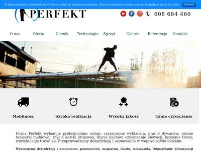 Pranieperfekt.pl pranie dywanów