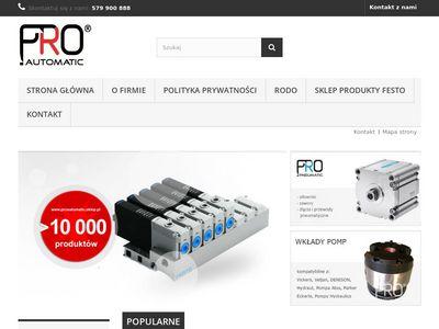 Pro Automatic - automatyka przemysłowa