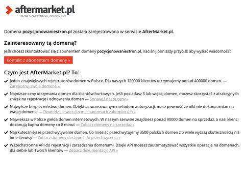 Pozycjonowaniestron.pl - seo