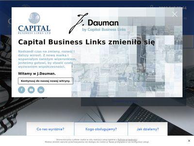 Capital Business Links - firma w Anglii
