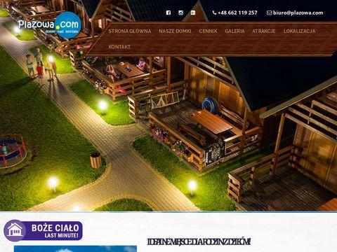 Plazowa.com - domki letniskowe nad morzem