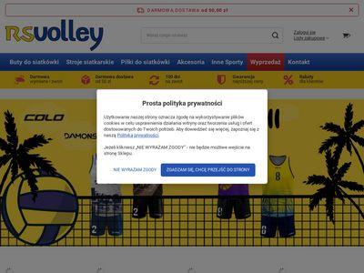 Rsvolley.pl - sklep dla trenerów siatkówki
