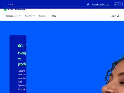 Rekinfinansow.pl blog o oszczędzaniu pieniędzy