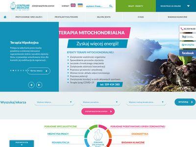 Centrum Medyczne Łódź Szpital Św. Rodziny