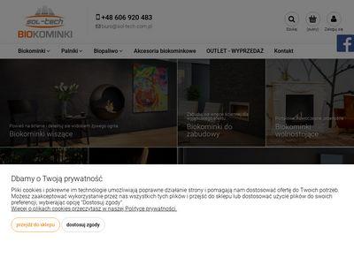 Sol-techbiokominki.pl na biopaliwo