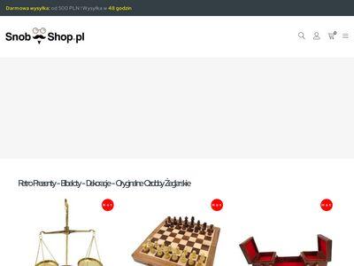 Snob-shop.pl - sekstanty
