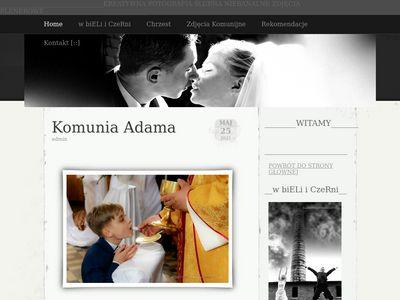 Kreatywna fotografa ślubna
