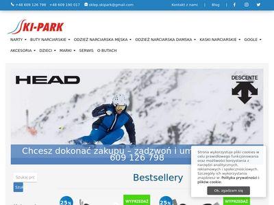 Ski-park.com.pl sklep narciarski z Warszawy