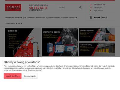 Sklep-ppoz.pl okna oddymiające