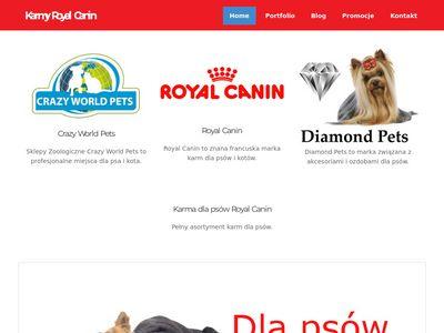 Sklep.CrazyWorldPets.pl dla pupili
