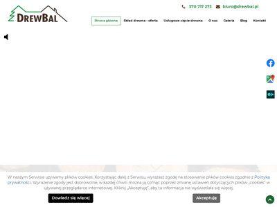 Skladdrewbal.pl tartak